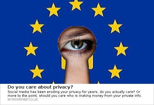 Do you care about privacy?